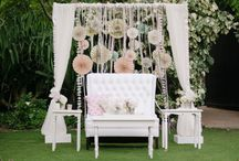 Wedding Decor / Get all the wedding venue decor ideas.
