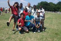 Mondiali Antirazzisti 2013 / Le foto della squadra del Gus ai Mondiali Antirazzisti 2013