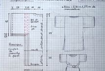 Vêtements à créer