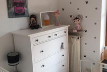 Our daughters' room