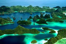 paradise of INDONESIA my country