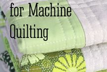 machine quilting / by Gaile Schriber