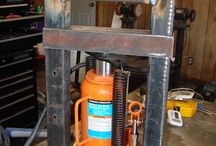 hydraulisk presse