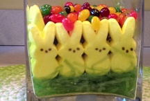 Easter deco / food