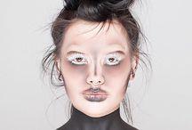 Instagram beauties / Instagram make-up artists