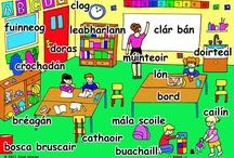 Gaeilge sa rang