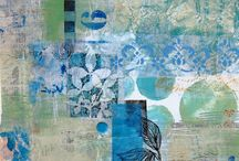 Art-Printmaking / I love printmaking because of its spontaneous nature. Here is some inspiration! / by J.D. Carter ASID