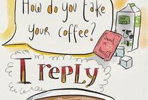 Coffee, simply.