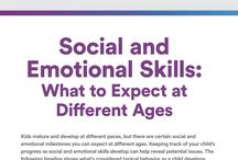 social and emotional skills at different ages