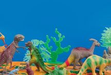 Dinosaur Theme Activities / A great selection of early years dinosaur theme resources for teachers and parents.