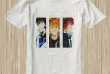 Break Blade Anime Tshirt