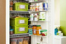 Tiny Kitchens/ Organizing / by Jm Monroe
