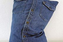 Denims 'n Diamonds / I love jeans anything :D / by Valerie Thorpe