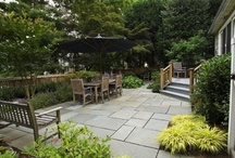 outdoor spaces / by Valerie Betz