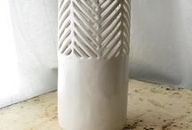 Ceramics: Carving and piercing