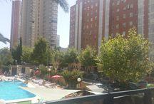 Places to go - Benidorm, Spain / Vacation in Benidorm
