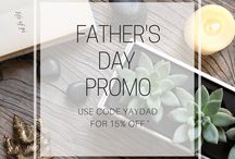 Father's Day / Father's Day Gift idea