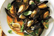 Seafood Flavorites / #Seafood #Fish #Fishdinner #Seafoodrecipe #Shellfish #Healthy