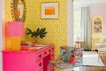 Cheerful  bedrooms