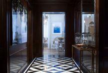 floor motif