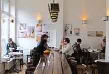 Urban coffe shop&restaurant