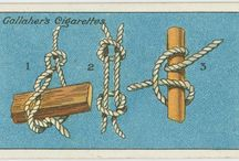 cigarette cards ~ how to do it