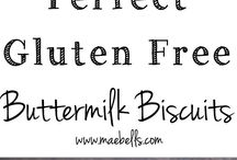 gluten free / by Missy Scudder