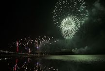 Blackpool's Firework Championships / Each year on Fridays during September, the World Firework Championships light up the skies above Blackpool and entertain thousands of spectators.