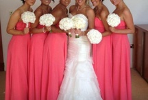 Wedding / Dresses, bridesmaids, location