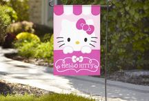 Garden and House Flags / Flags with lovable characters!  Free shipping!