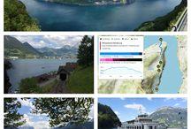 Wandern Schweiz  - Hiking Switzerland / Tolle Wanderungen in der Schweiz