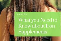 Iron Men and Women / Feeling a little dizzy at times? Looking more pale than usual? Lacking in energy? You may be iron deficient. Learn how iron supplements can help you.