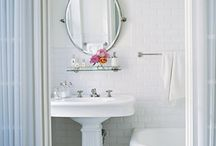 Bathroom Reno  / by Sadie Garland