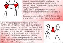 Happy Relationships / Inspiration for Relationships