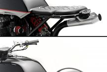 Cafe Racer Motorcycle / Motorcycles Cafe Racer Design