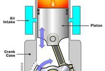 Diesel two stroke