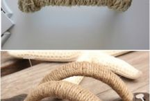 Craft - Rope projects
