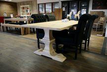 Eiken tafels / More Oak Tables: www.tafels-outlet.nl, www.kloostertafels.nu, www.eikentafelseiken.nl en www.eikentafels.nu
