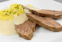 Fleisch Gericht