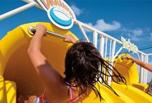 Family Cruising / Cruises are a wonderful way for all the family to have fun together with amazing entertainment programmes to keep kids of all ages entertained.