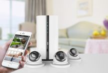 CamGuardian / Professional security camera system, wireless camera, cloud camera