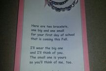 Aubrey starts Kindergarten  / by Jennifer Scairono