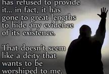 Atheism / by Tasha Lunsford