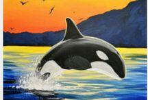 golfinhos etc.