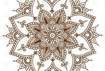 mandala & zentagles
