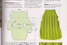 Fıstık yeşili köpek kazağı