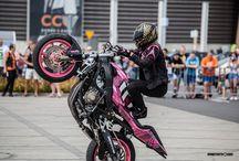 Stunt / Stunt riding