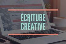 Écriture créative