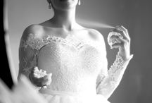 French Lace Inspired Wedding Gowns