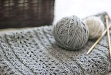 Knitting / by Peggy Griffin